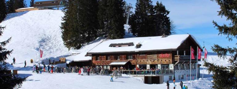 Bergrestaurant Chrüz