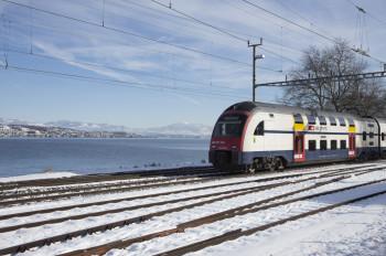Mit der S-Bahn von Zürich direkt nach Unterterzen