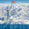 Pistenplan Alpe Cimbra Folgaria Lavarone