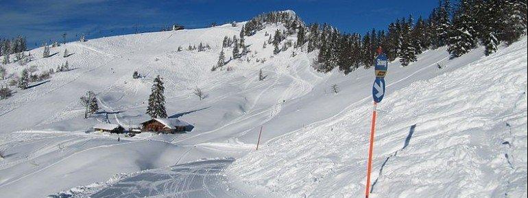Viel zu entdecken gibt es im familiären Skigebiet Gaissau Hintersee.