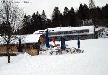 Modern: Zwischen Kreuzeck und Hausberg wurden in den letzten Jahren modernste Liftanlagen installiert.