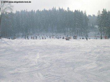 Die Skisaison dauert am Geißkopf durchschnittlich 92 Tage