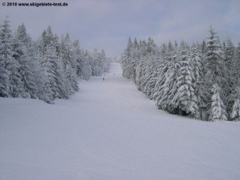 Der Höhenunterschied zwischen Tal- und Bergstation beträgt 281m