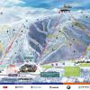 Pistenplan Skigebiet Genting Resort Garden