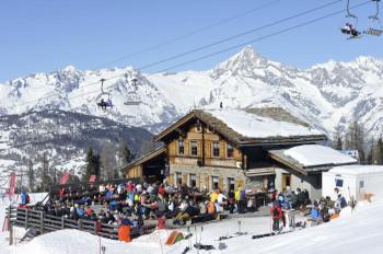 Das Bergrestaurant Hannighuesli.