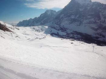 Blick über das Teilgebiet Grindelwald First