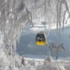 10 Lifte gibt es im Skigebiet.