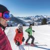 Skifahren in Gstaad