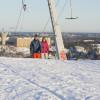 Das Skigebiet verfügt über zwei Skilifte und 5 Abfahrten.