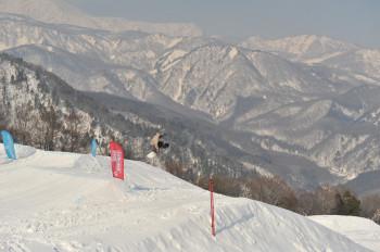 Das Hakuba Valley ist auch bekannt für seine Freeride-Hotspots.