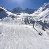Breite Pisten im Skigebietsteil Hauser Kaibling