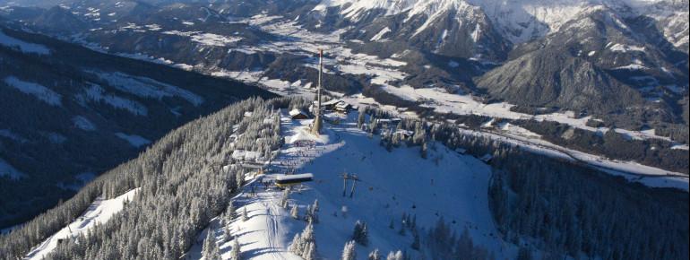 Sender-Plateau am Hauser Kaibling
