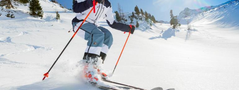 Skifahren ist ein Genusssport