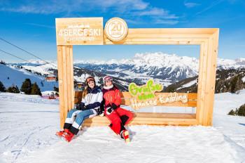 4-Berge-Skischaukel-Bankerl