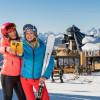 Das TOMiziel bietet einen 360Grad Ausblick und Apres Ski der Sonderklasse.