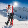 Ein High Five auf Skitage wie diese.