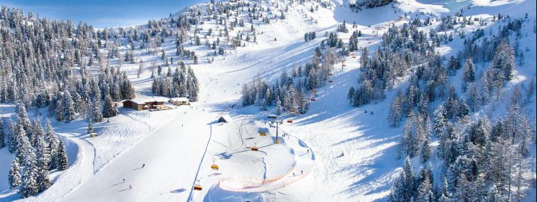 Tolle Bedingungen zum Skifahren