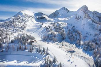 ....wunderschönes Skigebiet!