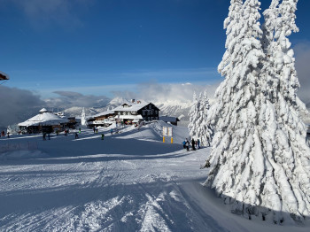 ..und auf zur nächsten Skihütte!