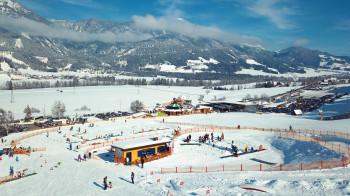 Skischulgelände