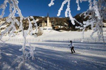 Wintersportler jeder Art können hier den Winter von seiner schönsten Seite erleben.
