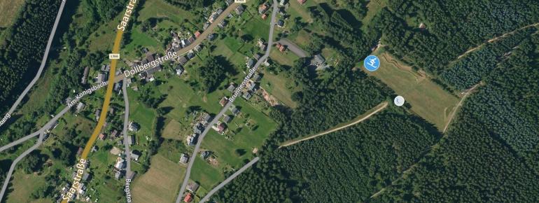 Pistenplan Dollberg - Neuhütten
