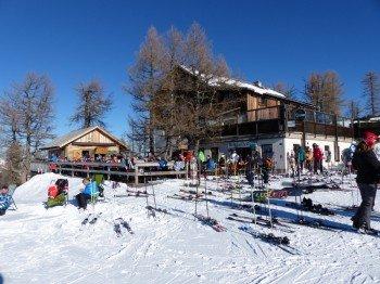 Der Berggasthof Höss punktet mit seiner Aussicht