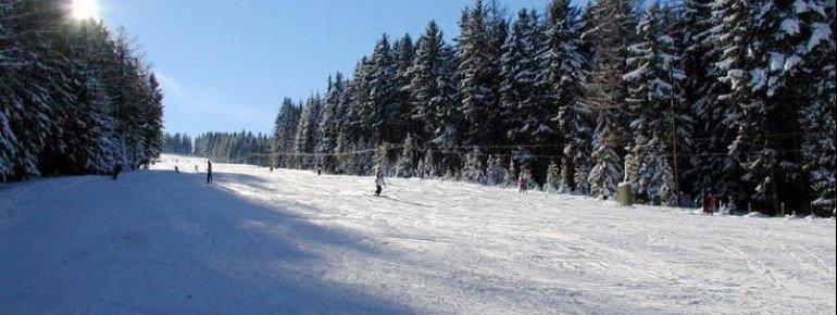 Pistenplan Hirschegg Steiermark
