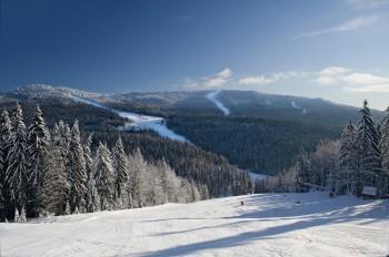 Auch fortgeschrittene Skifahrer kommen in Hochficht auf ihre Kosten