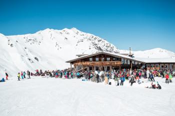 In Hochfügen findest du 13 Hütten und Bergrestaurants.