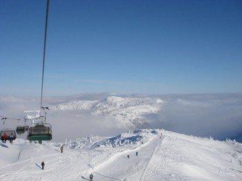 Das Skigebiet Hochkar ist mit einer Seehöhe zwischen 1.380 m und 1.800 m das höchstgelegene in Niederösterreich.