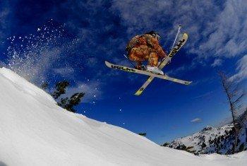 Das Skigebiet ist besonders bekannt für seine Schneesicherheit. Herrliche Tiefschnee wartet hier auf Freerider im Feeride Zentrum Ost am Hochkar.