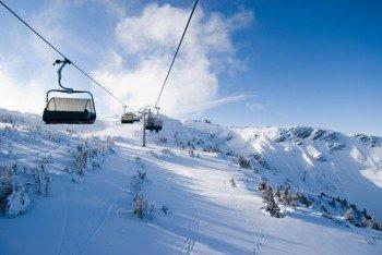 19 Pistenkilometer warten im Skigebiet Hochkar auf Wintersportler.