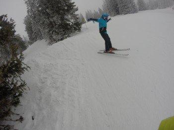 Kinder fühlen sich hier besonders wohl! Das Skigebiet zählt zu den 3 familienfreundlichsten in der Region.