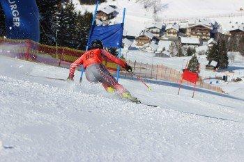Die österreischischen Ski-Meisterschaften fanden im Frühjahr 2016 in Dienten statt.