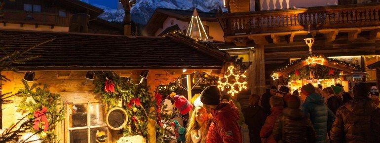 Nicht verpassen: Der Adventsmarkt in Maria Alm