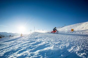 Die Skisaison im Hochzillertal geht von Dezember bis April.