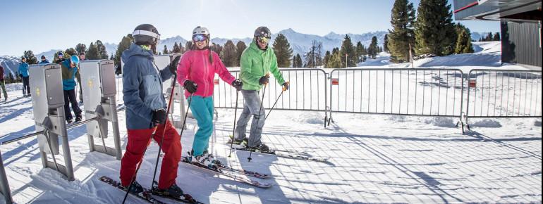 Für die Beförderung der Wintersportler sorgen 39 Lifte.