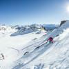 Im Skigebiet Hochzillertal gibt es 14 Kilometer schwarze Pisten.