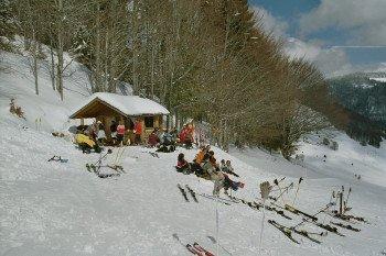 Bergstation IGLU