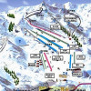 Pistenplan Skigebiet Huaibei