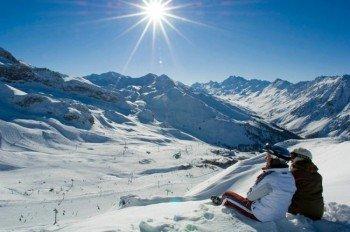 Ischgl gehört zu den bekanntesten Skiorten Österreichs.
