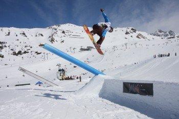 Snowpark Ischgl