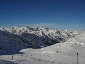 120 Pistenkilometer hat das Skigebiet Isola2000 zu bieten.