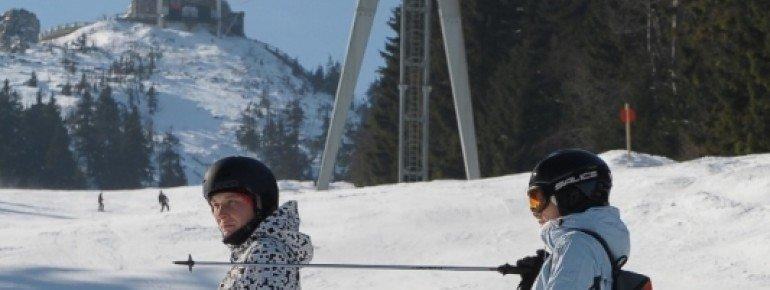 Skigebiet für die ganze Familie