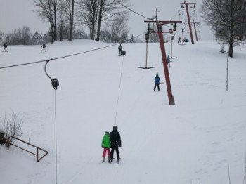 Skilift am Külliggut