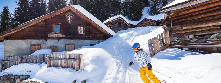 Kappl liegt in der Tourismusregion Paznaun-Ischgl