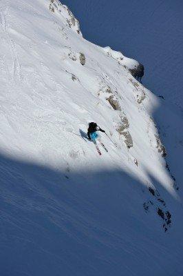 Die anspruchsvolle Piste ist mit 7 Kilometern die längste Skiroute Deutschlands.