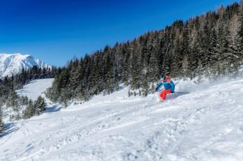 Skifahren am Zwölferkopf