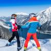 Skifahren Zwölferkopf